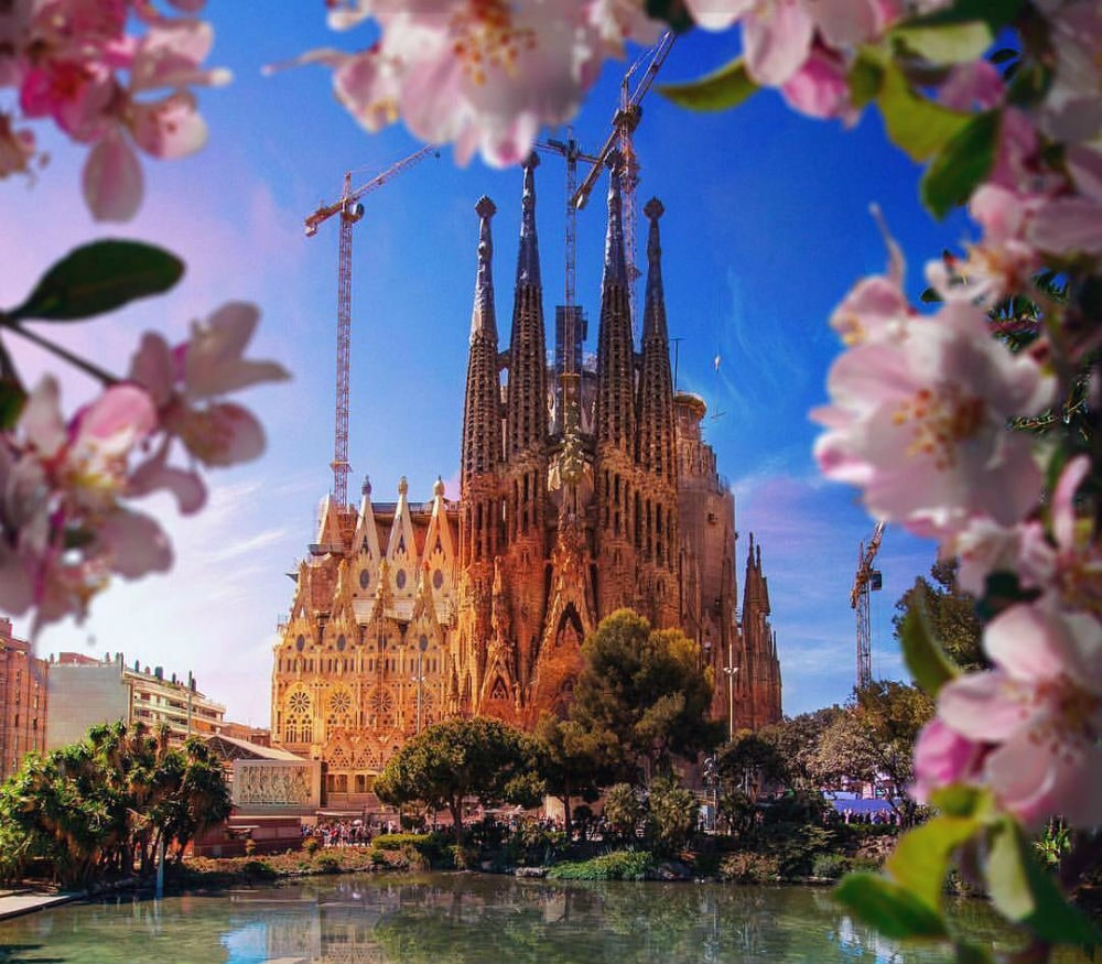 Фото: Sagrada Familia