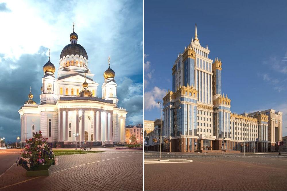 Фото: Саранск