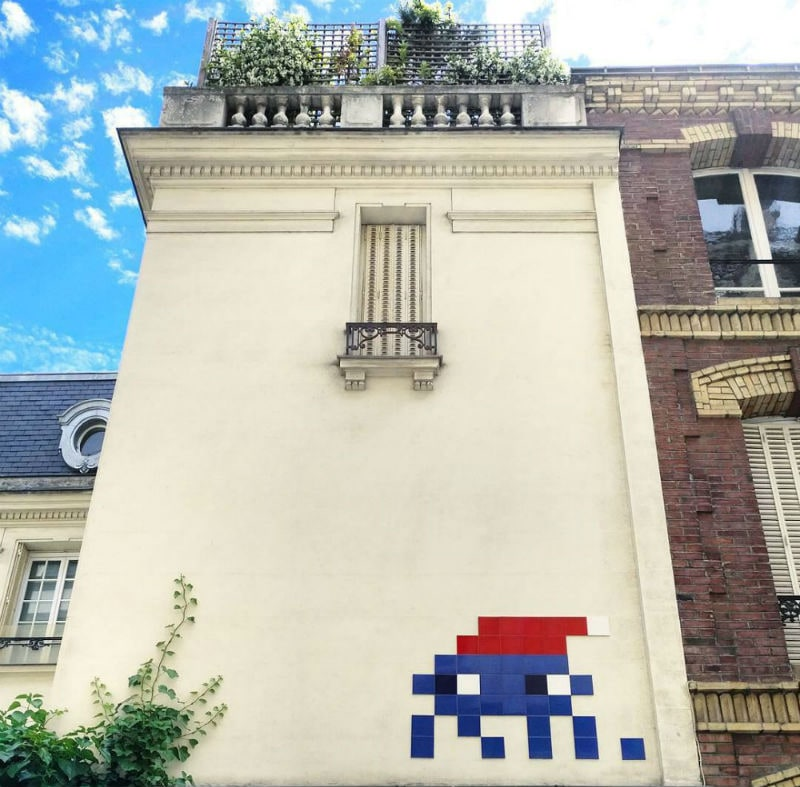 Фото: Space Invader