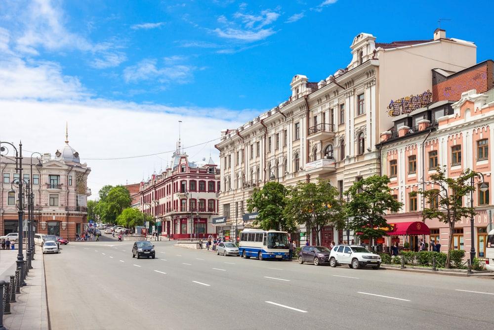 Фото: Улица Светланская, Владивосток