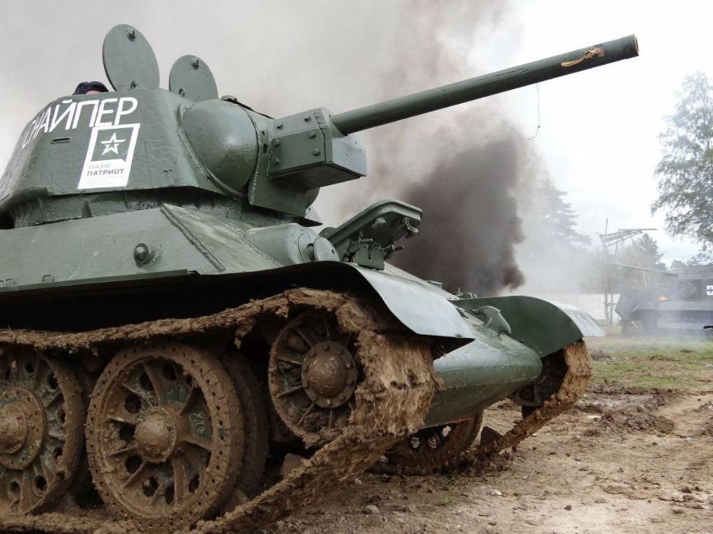 Фото: Музей танков в Кубинке