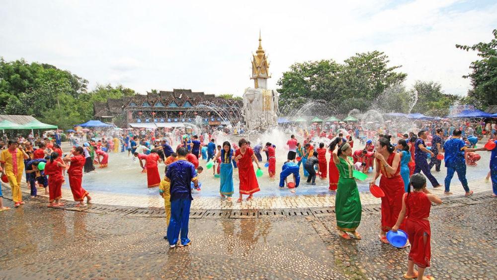 Фото: Фестиваль воды
