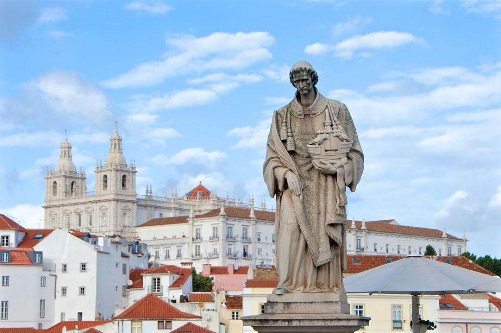 Фото: Собор в Лиссабоне