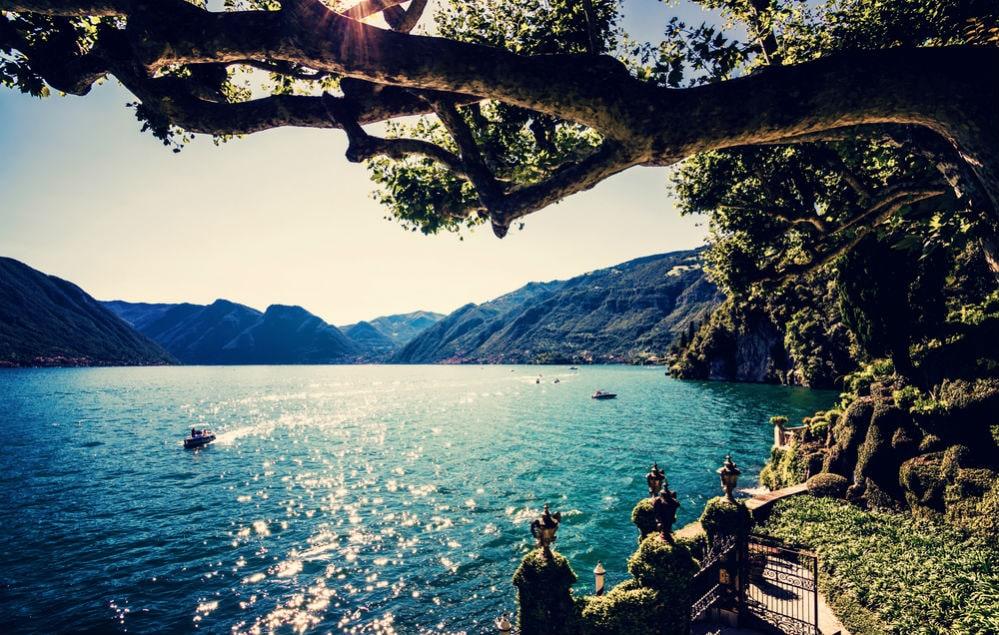 Фото: Озеро Комо