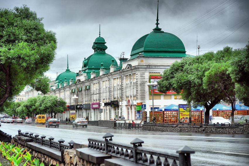 Photo: Lyubinsky Prospect