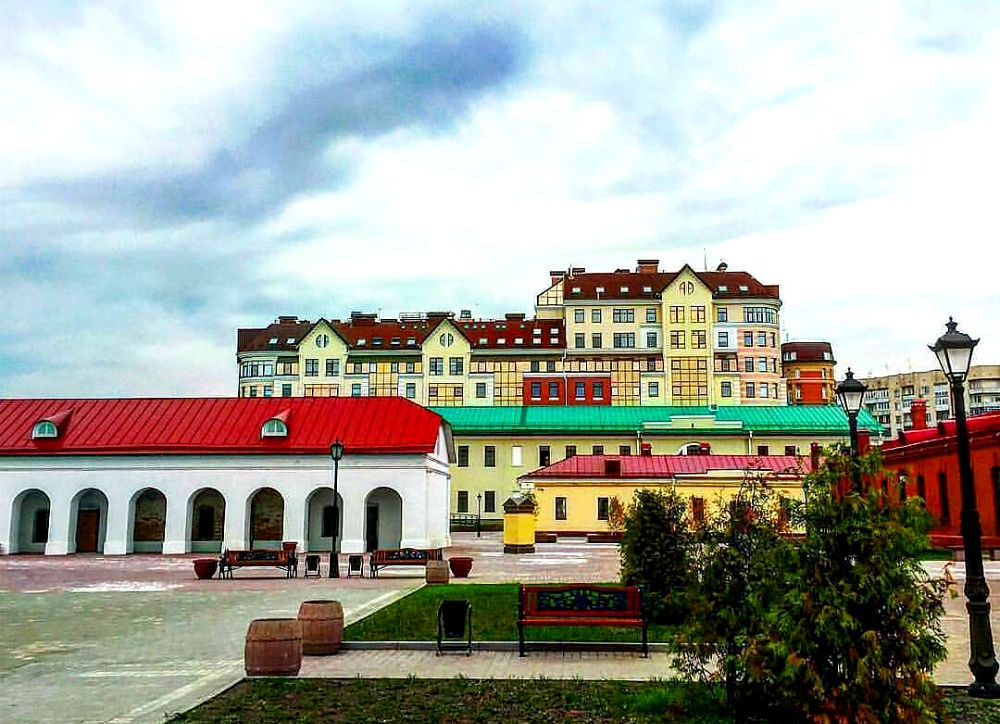 Photo: Omsk Fortress