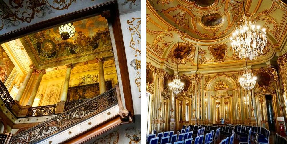 Фото: Дворец Palacio Foz