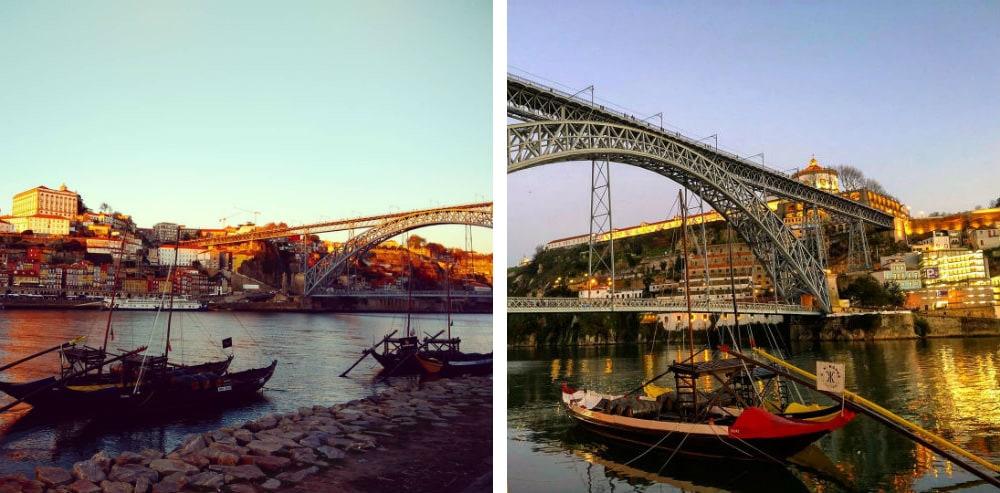 Фото: Мост Понти-Луиш