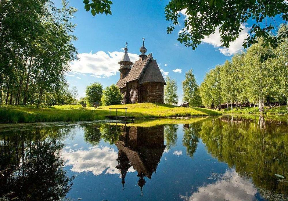 Фото: Костромская слобода