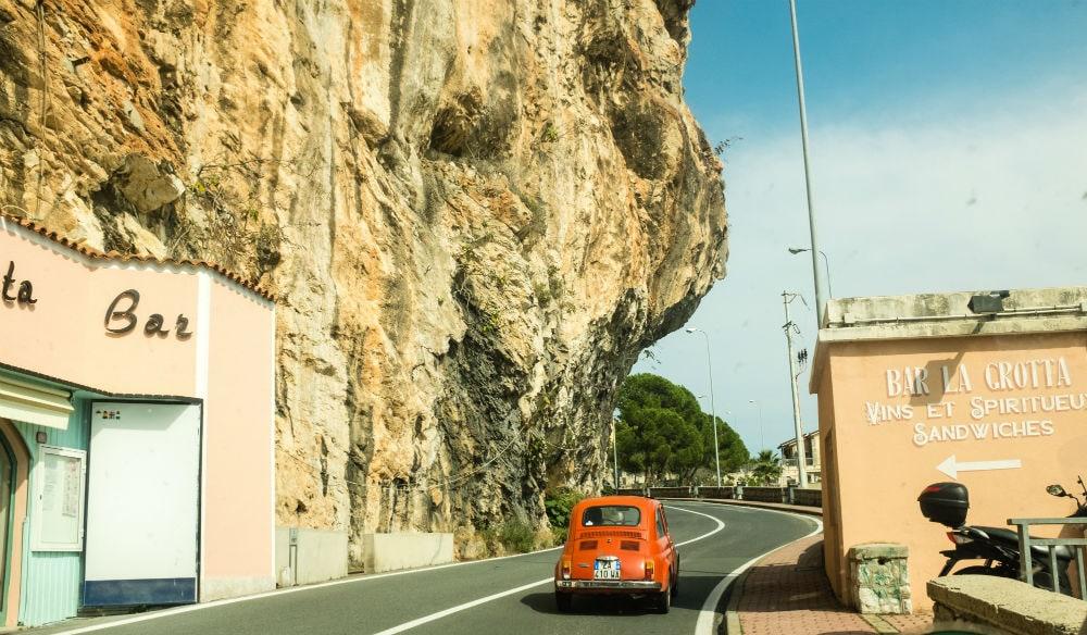 Фото: По Италии на машине
