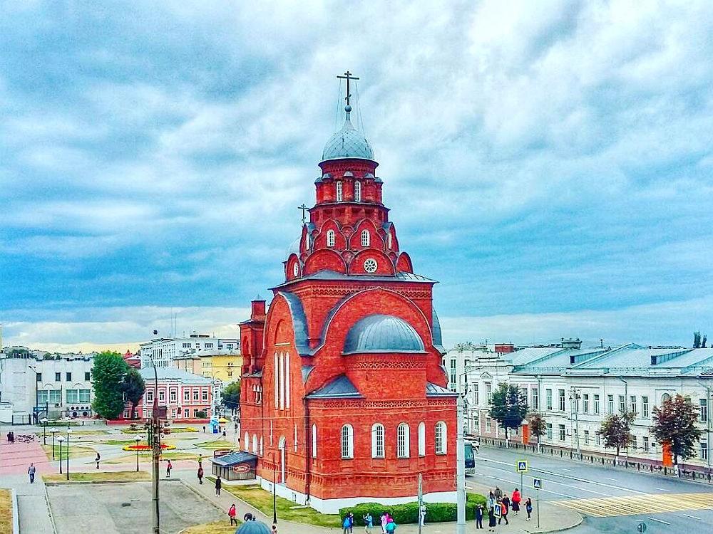 Фото: Улица Большая Московская