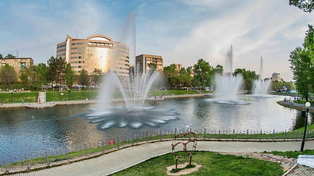 Photo: City ponds