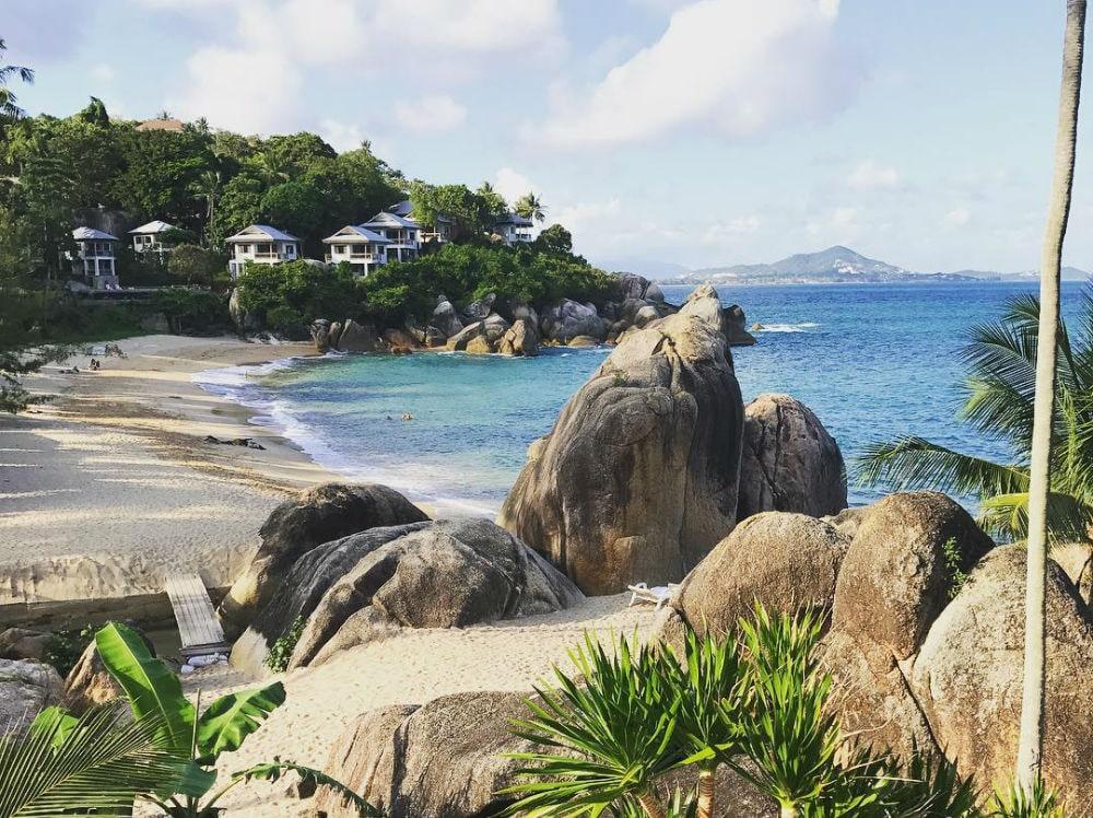 Фото: Пляж Корал Ков на острове Самуи