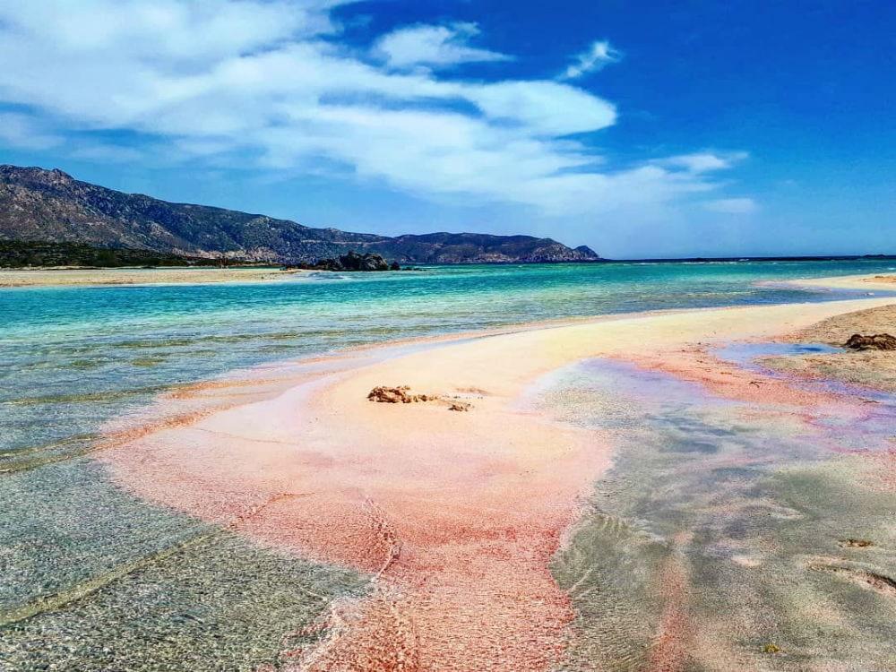 Фото: Пляж на острове Элафониси