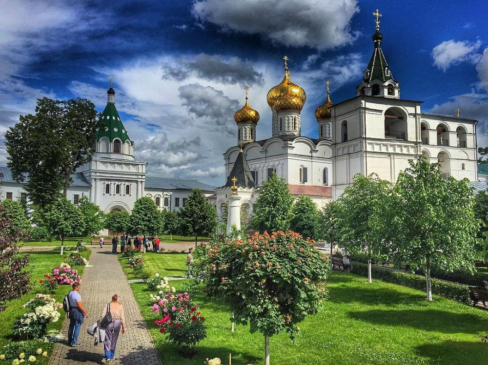 Фото: Ипатьевский монастырь