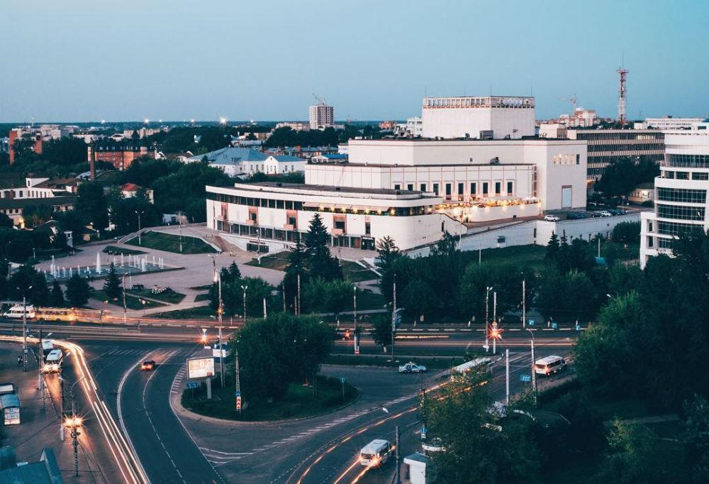 Фото: Дворец искусств
