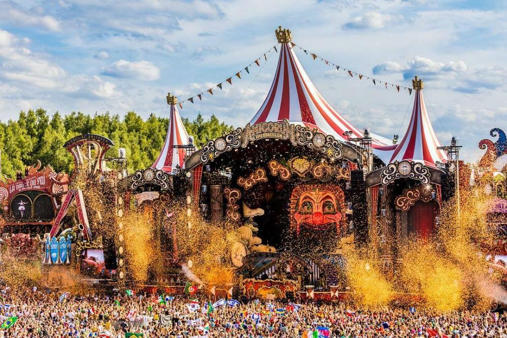 Фото: Tomorrowland