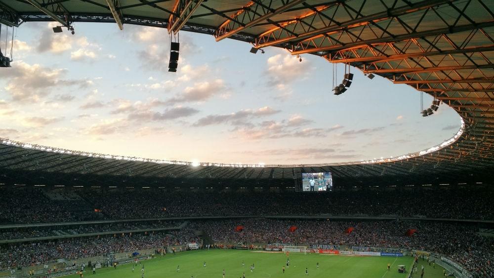Фото: Футбольное поле