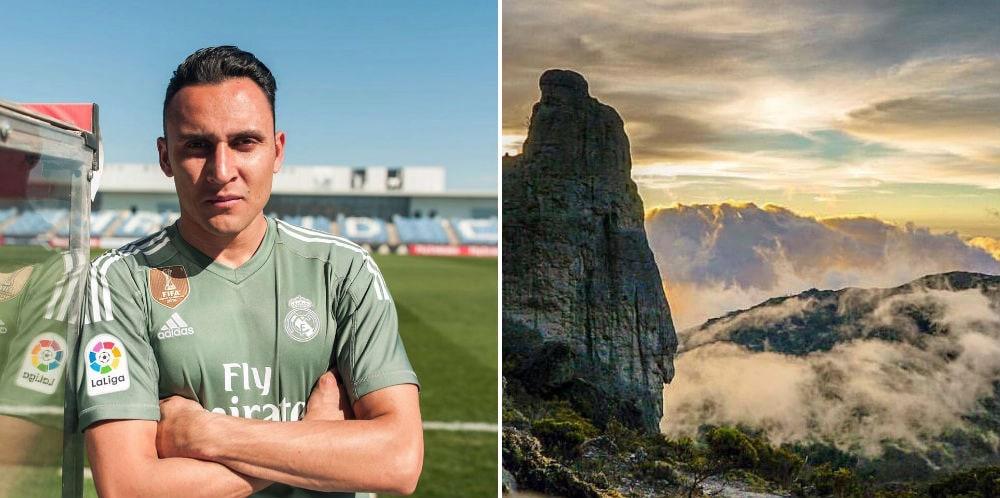 Фото: Кейлор Навас Кейлор Навас От Германии до Уругвая: где родились самые известные футболисты мира keylornavas 1