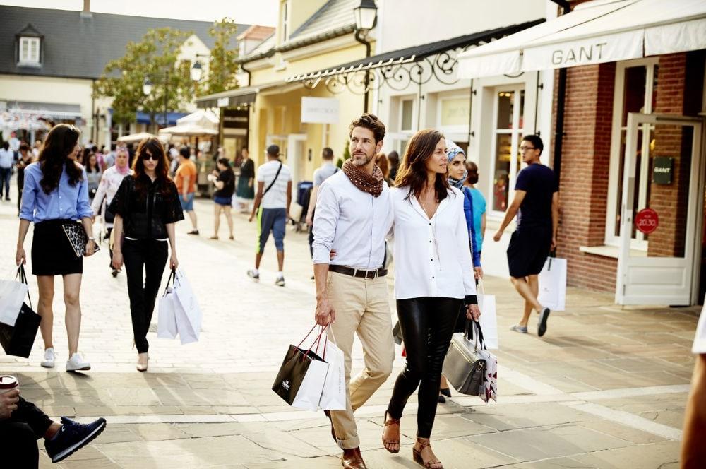 Фото: La Vallee Village шопинг Италия Гид по шопингу в Европе lvv 1