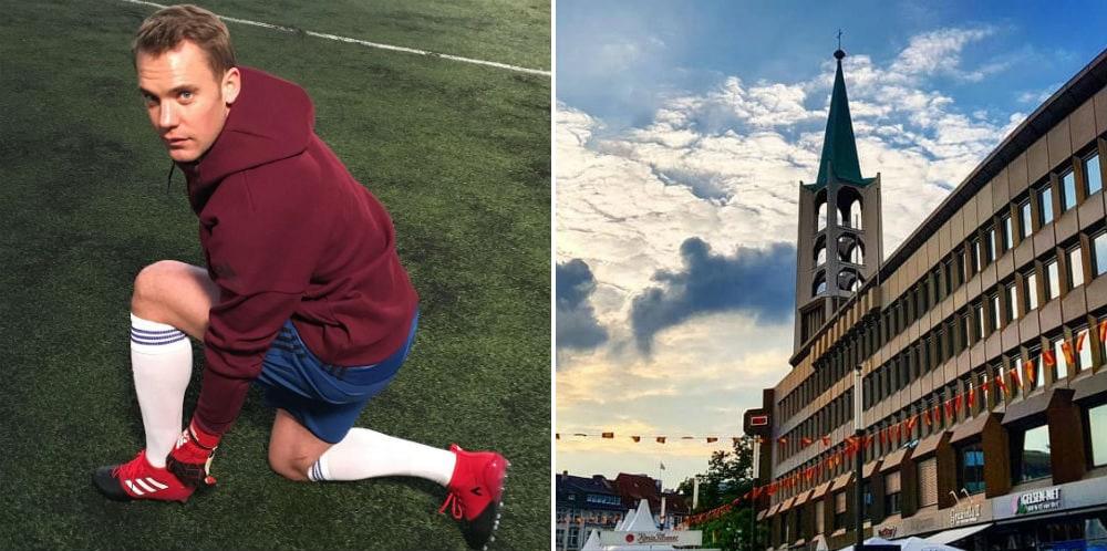 Фото: Мануэль Нойер Кейлор Навас От Германии до Уругвая: где родились самые известные футболисты мира manuelneuer 1