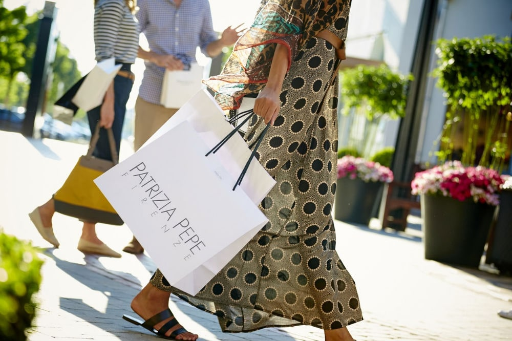 Фото: Шопинг в Европе шопинг Италия Гид по шопингу в Европе shopping in europe