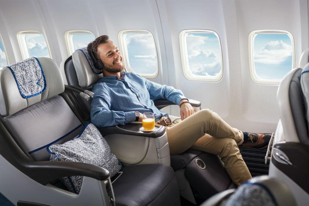 Фото: Авиакомпания Air Astana