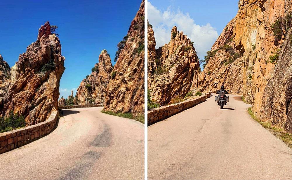 Фото: Каланки Пианы Отдых Франция 10 природных чудес Франции: охряной каньон, меловые скалы и парк вулканов calanques de piana