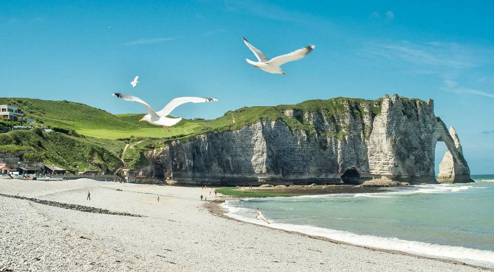 Фото: Природные достопримечательности Франции