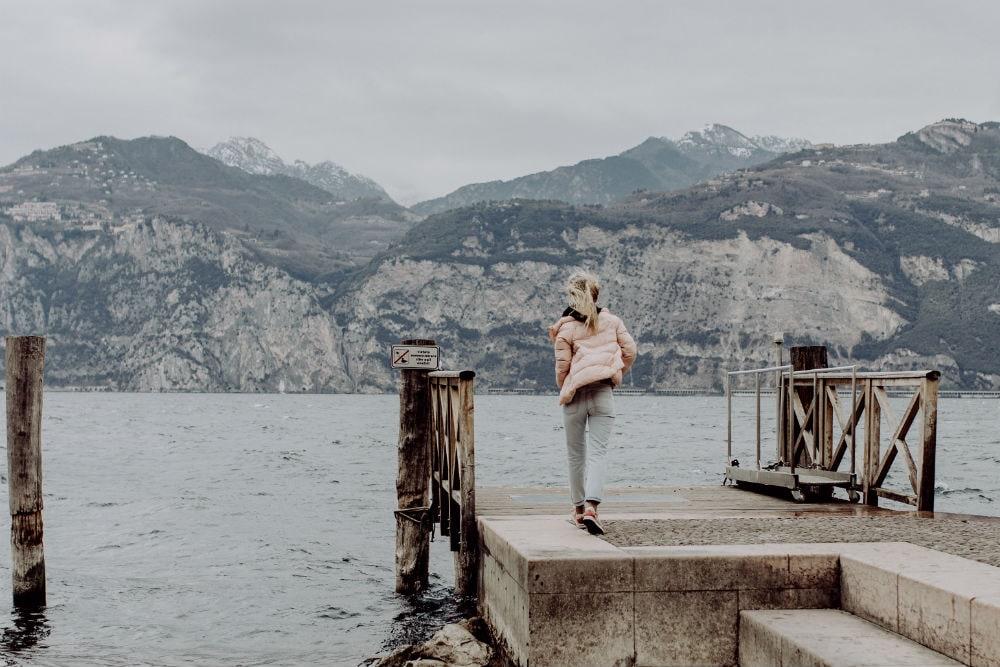 Фото: Озеро Гарда