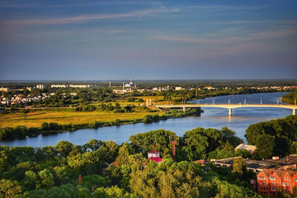 Фото: Панорама Твери