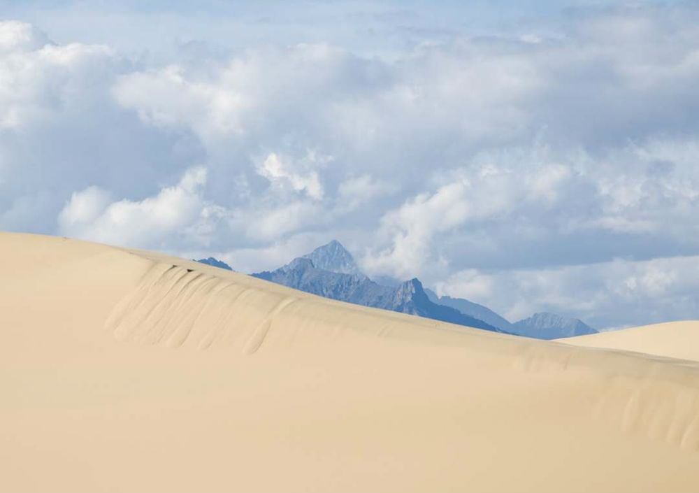 Фото: Чарские пески