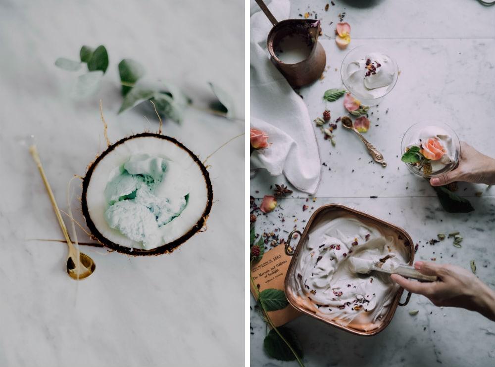 Фото: Мороженое Кухня Сицилии Кухня Сицилии gelato