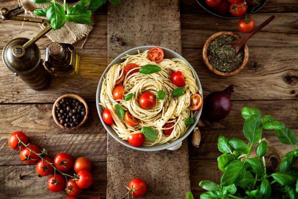 Фото: Итальянская кухня