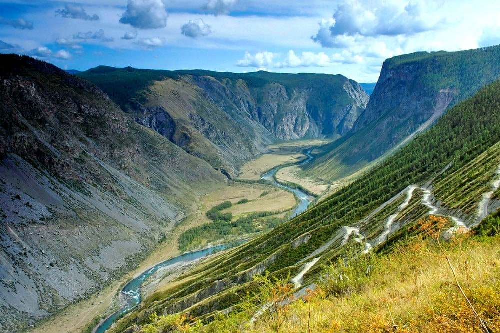 Фото: Перевал Кату-Ярык