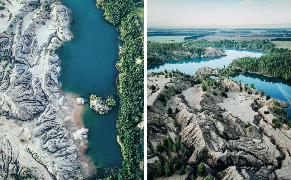 Фото: Романцевские горы