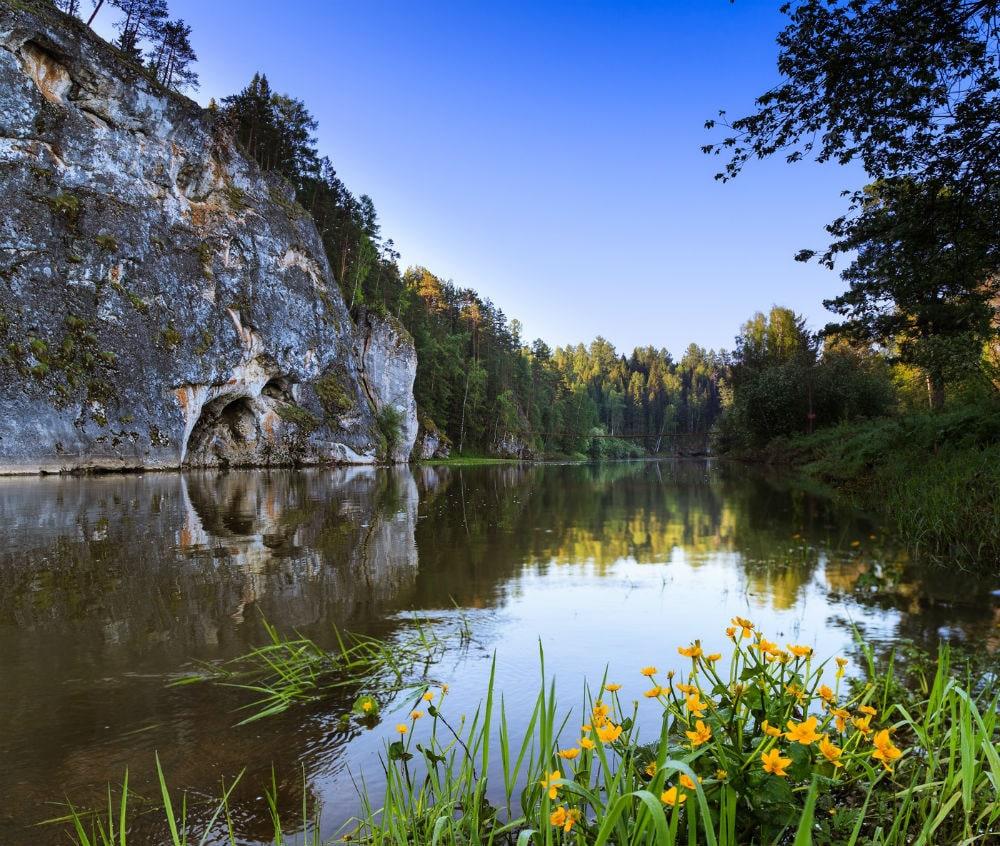 Фото: Природный парк «Оленьи ручьи»