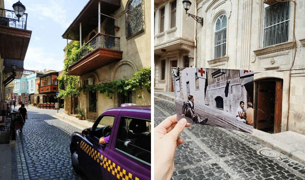 Фото: Старый город Баку