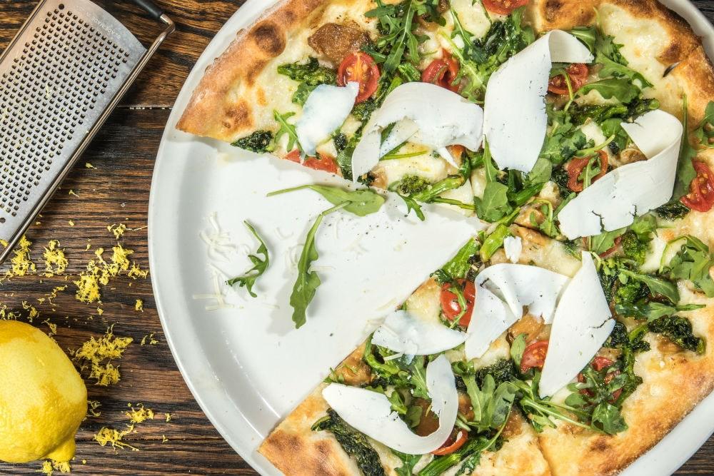 Фото: Пицца  Рим глазами местного жителя pizza