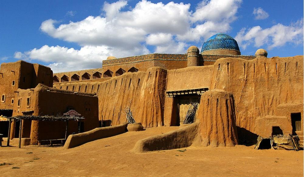 Фото: Дворец Сарай-Бату