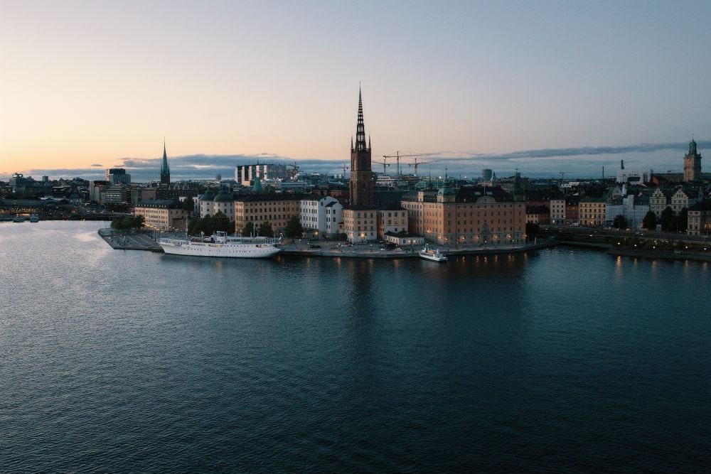 Фото: Стокгольм