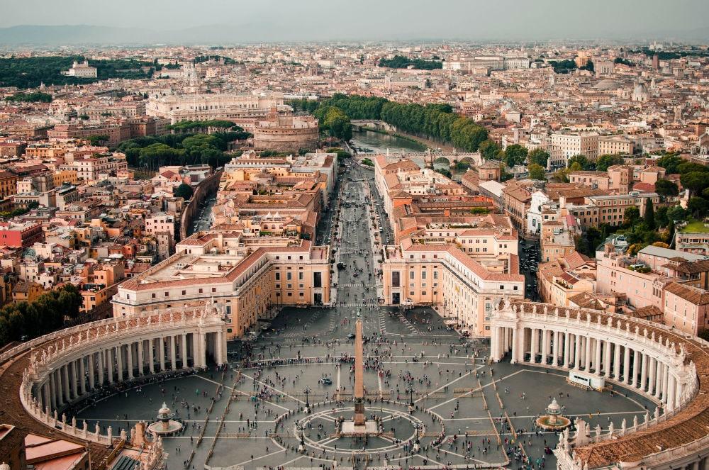 Фото: Ватикан  Рим глазами местного жителя vatican
