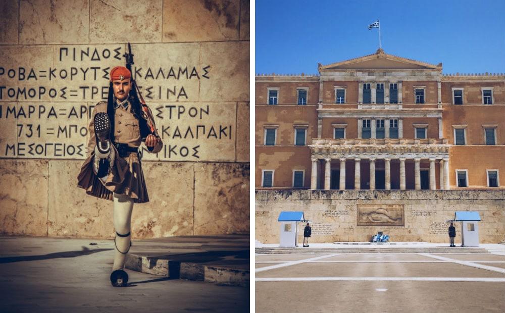 Фото: Афины Гид по  Афинам Гид по бесплатным Афинам: древние руины, смотровые площадки и экскурсии от местных жителей athens 1