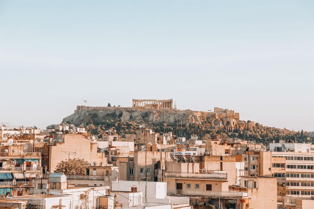 Фото: Афины Гид по  Афинам Гид по бесплатным Афинам: древние руины, смотровые площадки и экскурсии от местных жителей athens 4