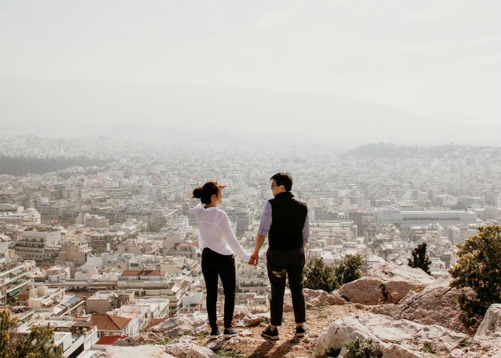 Фото: Афины Гид по  Афинам Гид по бесплатным Афинам: древние руины, смотровые площадки и экскурсии от местных жителей athens 5