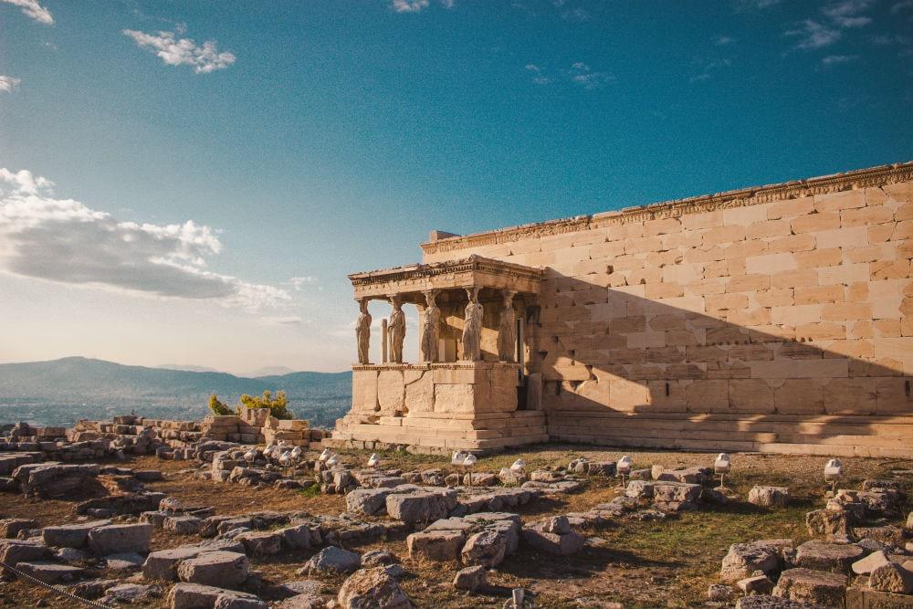 Фото: Афины Гид по  Афинам Гид по бесплатным Афинам: древние руины, смотровые площадки и экскурсии от местных жителей athens 6