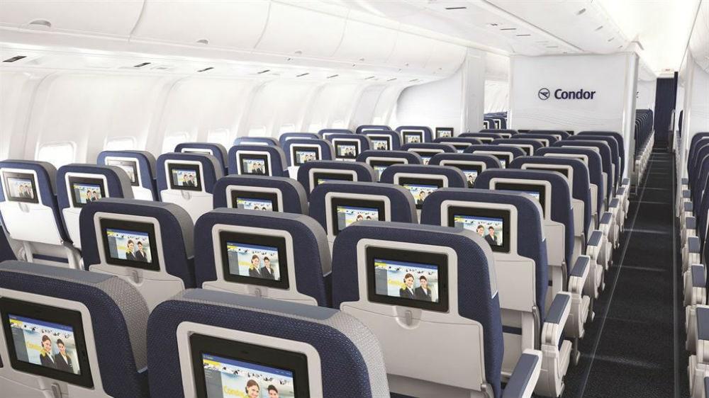Фото: Авиакомпания Condor