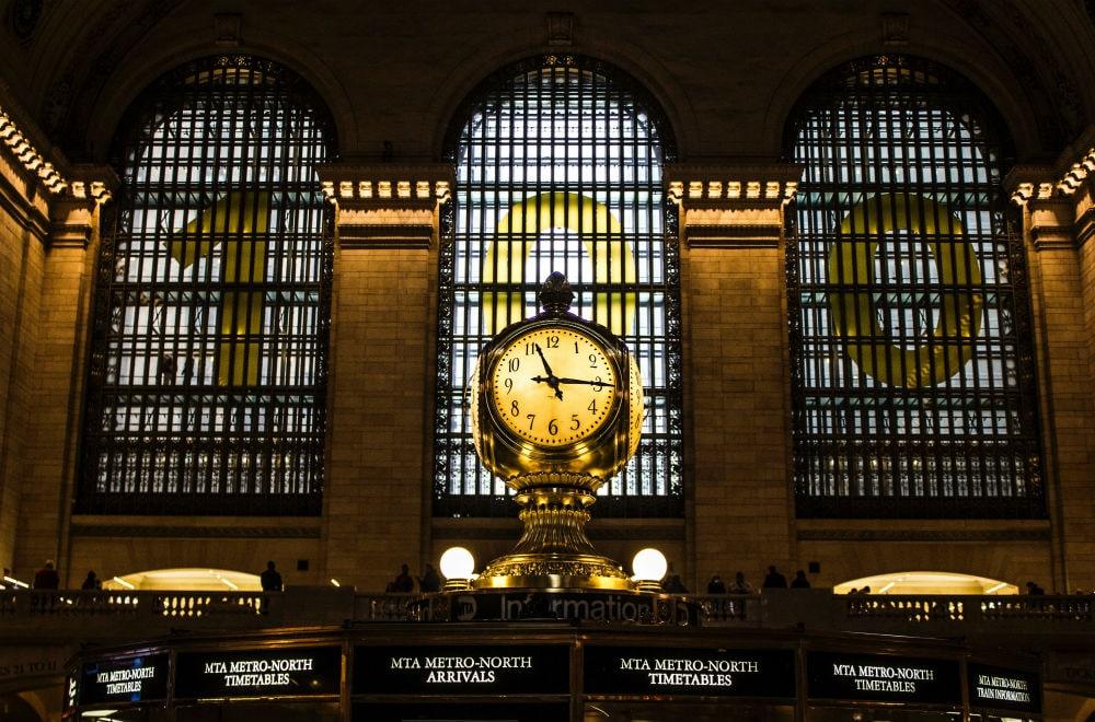 Фото: Grand Central Terminal 10 самых красивых железнодорожных вокзалов мира 10 самых красивых железнодорожных вокзалов мира grand central terminal 3