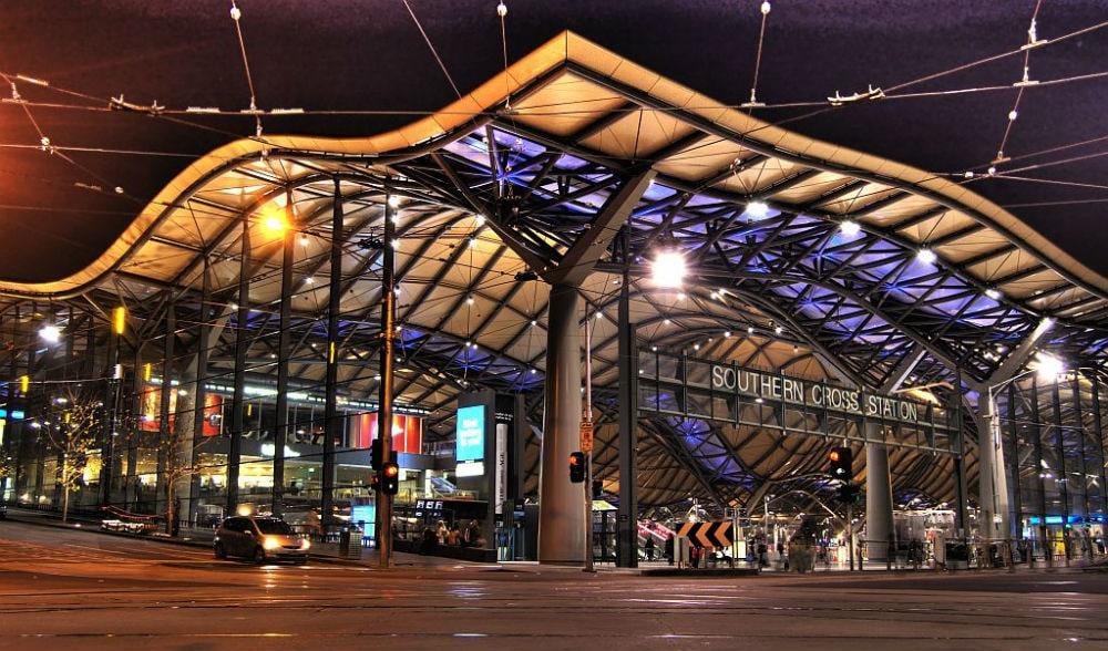 Фото: Southern Cross Station 10 самых красивых железнодорожных вокзалов мира 10 самых красивых железнодорожных вокзалов мира southern cross station