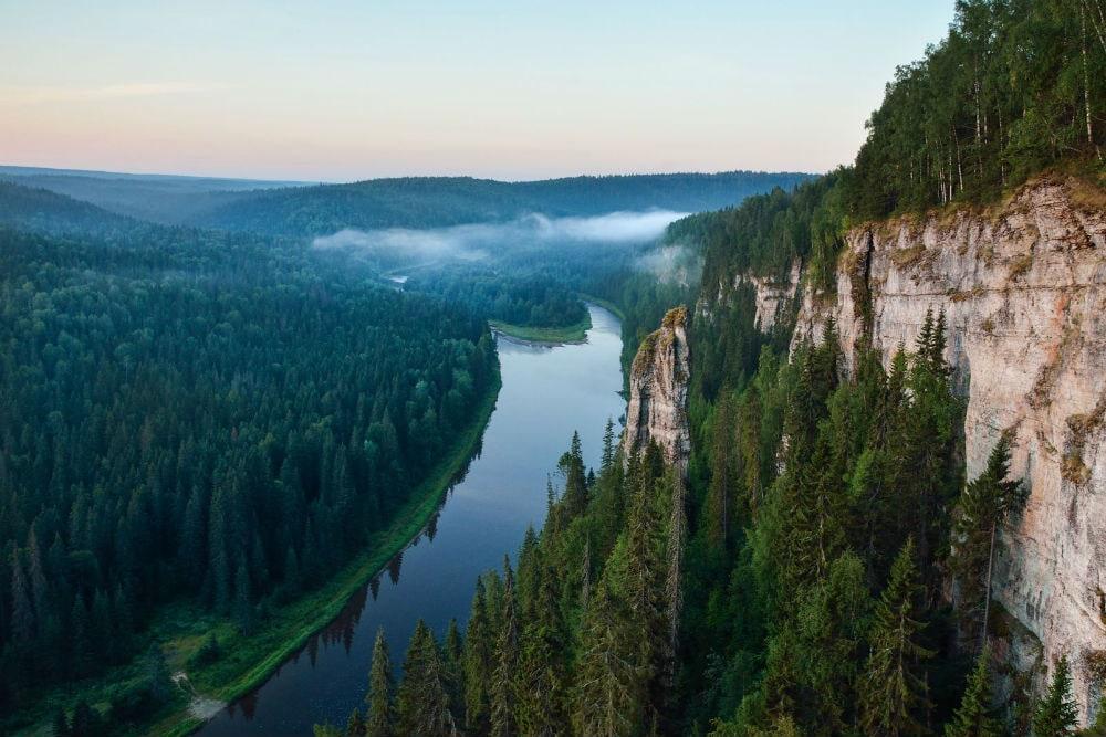 Фото: Река Усьва